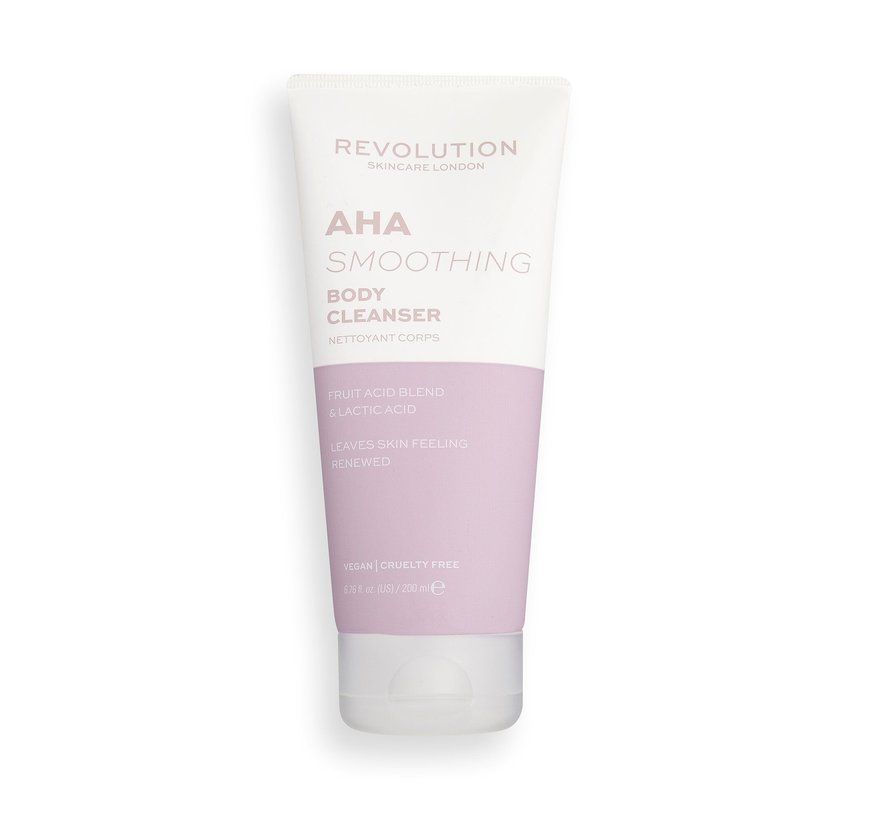 AHA Smoothing Body Cleanser
