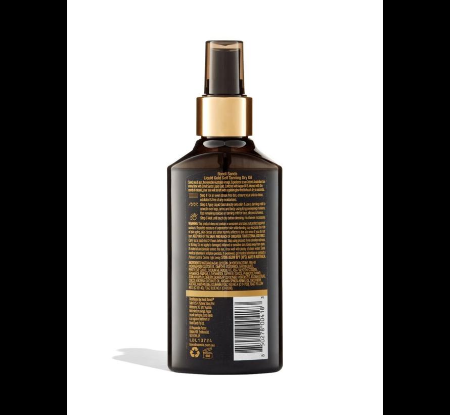 Self Tanning Dry-Oil - Liquid Gold