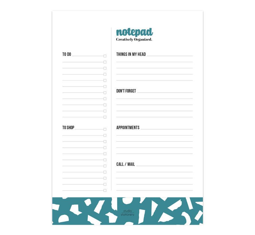 Noteblock Creatively Organized