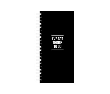 Studio Stationery Notebook I've Got Things To Do