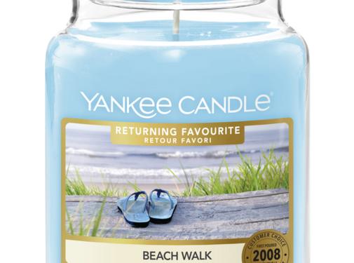 Yankee Candle Beach Walk - Special Large Jar