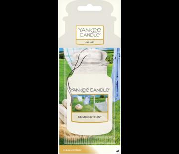 Yankee Candle Clean Cotton - Car Jar