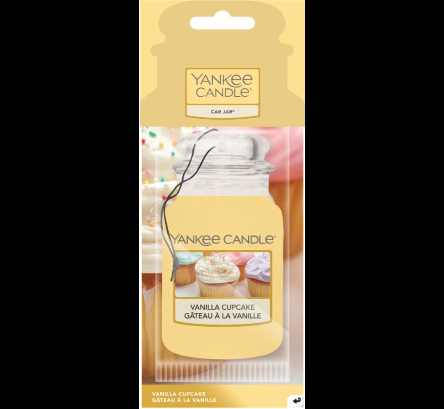 Vanilla Cupcake - Car Jar