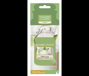 Yankee Candle Vanilla Lime - Car Jar