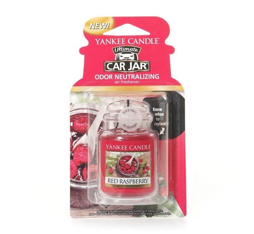 Red Raspberry - Car Jar Ultimate
