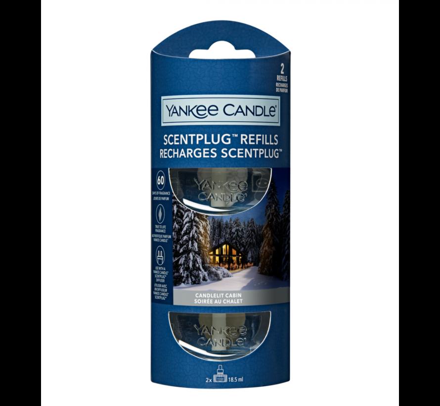 Candlelit Cabin Scentplug Refill
