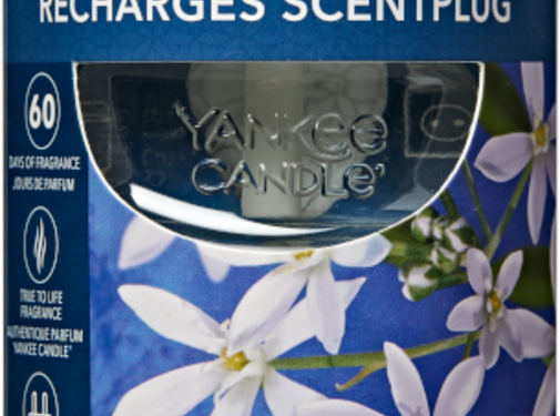 Yankee Candle Midnight Jasmine - Scentplug Refill