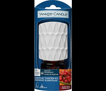 Yankee Candle Scentplug Starter Kit - Black Cherry