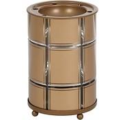 Yankee Candle Golden Etched Melt Warmer