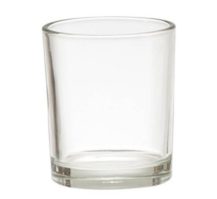 Helder Glas Votive Holder