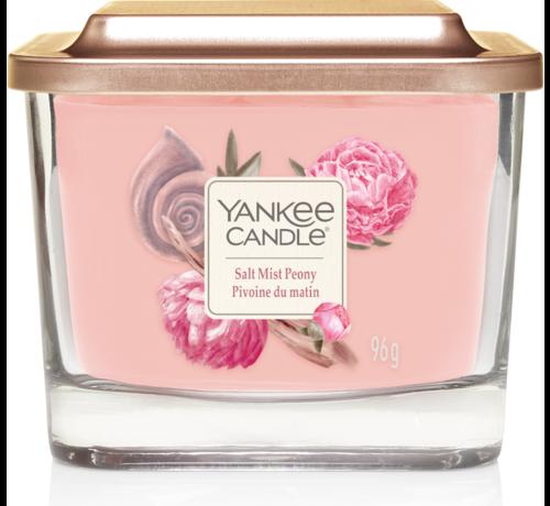 Yankee Candle  Salt Mist Peony - Small Vessel
