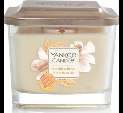 Yankee Candle Rice Milk & Honey - Medium Vessel