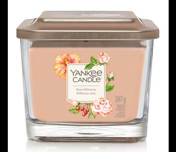 Yankee Candle Rose Hibiscus - Medium Vessel