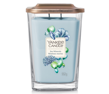 Yankee Candle Sea Minerals - Large Vessel
