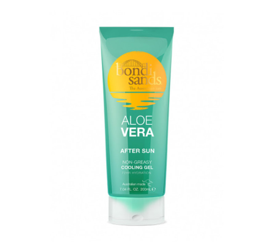 After Sun Aloe Vera - Cooling Gel