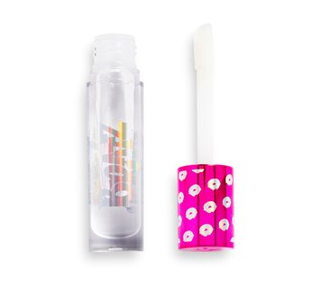 Makeup Revolution x Bratz Maxi Plump Lipgloss - Clear