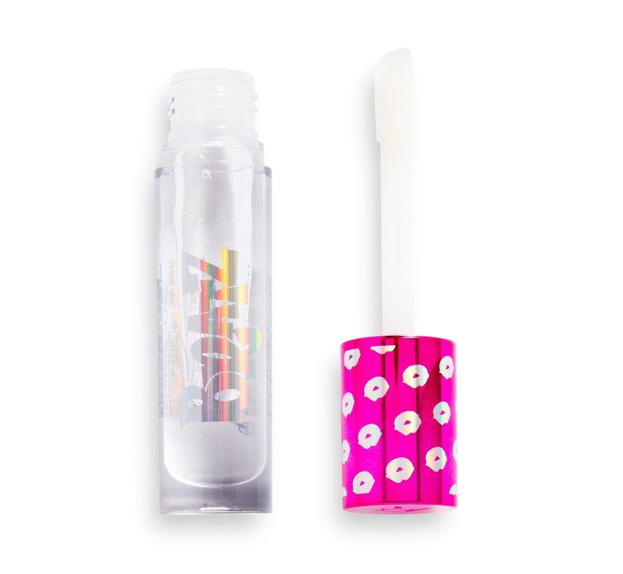 x Bratz Maxi Plump Lipgloss - Clear