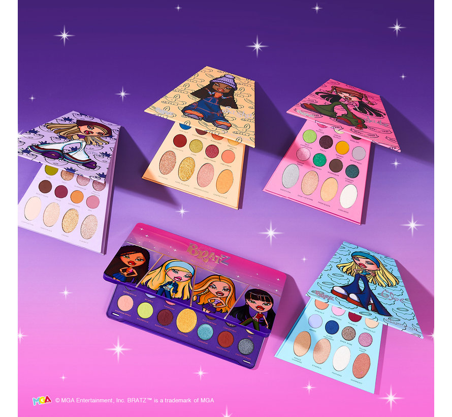 x Bratz Doll Palette - Cloe