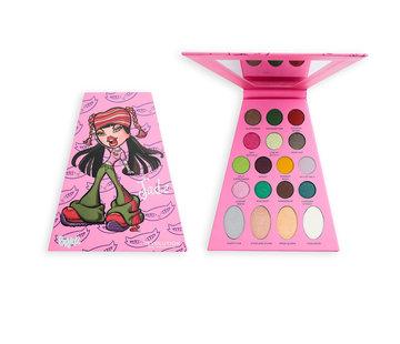 Makeup Revolution x Bratz Doll Palette - Jade
