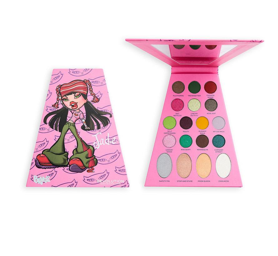 x Bratz Doll Palette - Jade