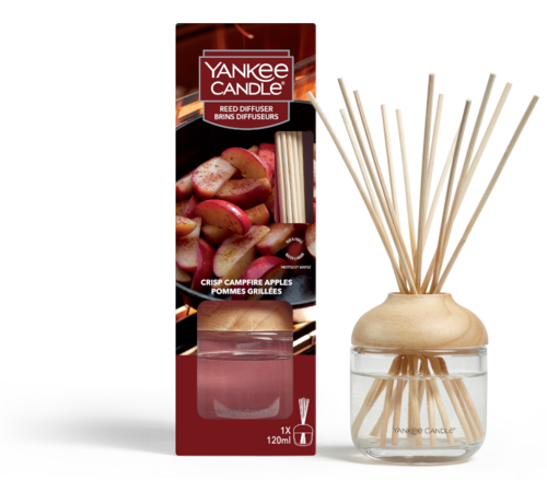 Yankee Candle Crisp Campfire Apples - Reed Diffuser