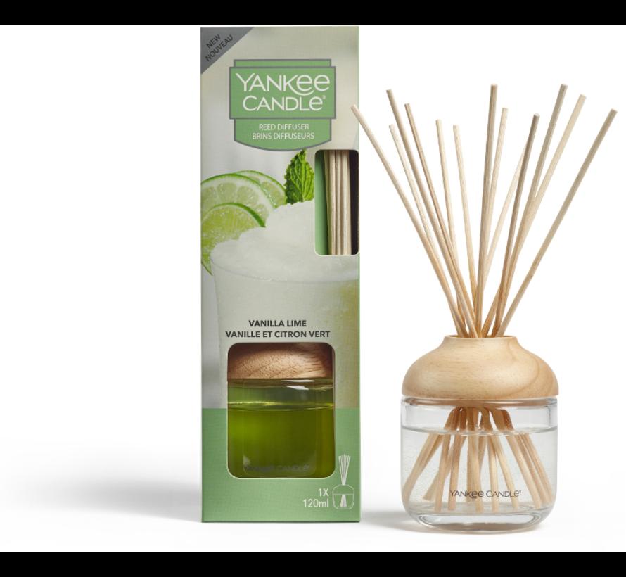 Vanilla Lime - Reed Diffuser