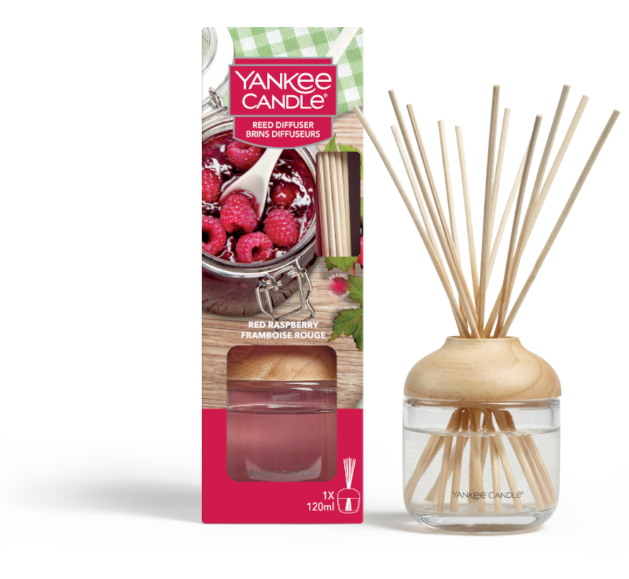 Red Raspberry - Reed Diffuser