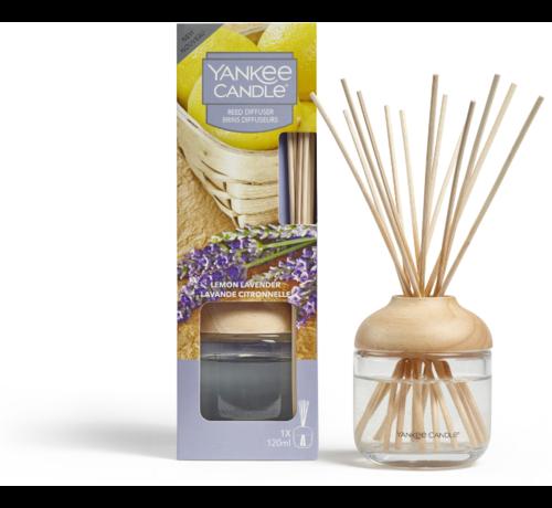 Yankee Candle Lemon Lavender - Reed Diffuser