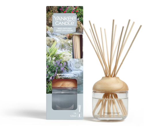 Yankee Candle Water Garden - Reed Diffuser