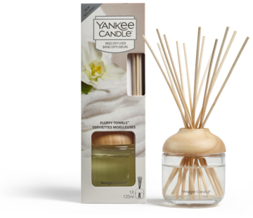 Yankee Candle Fluffy Towels - Reed Diffuser