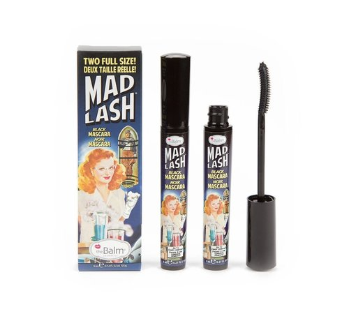 theBalm Mad Lash Mascara - Duo Pack