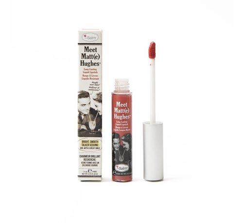 theBalm Meet Matt(e) Hughes - Honest Lipstick