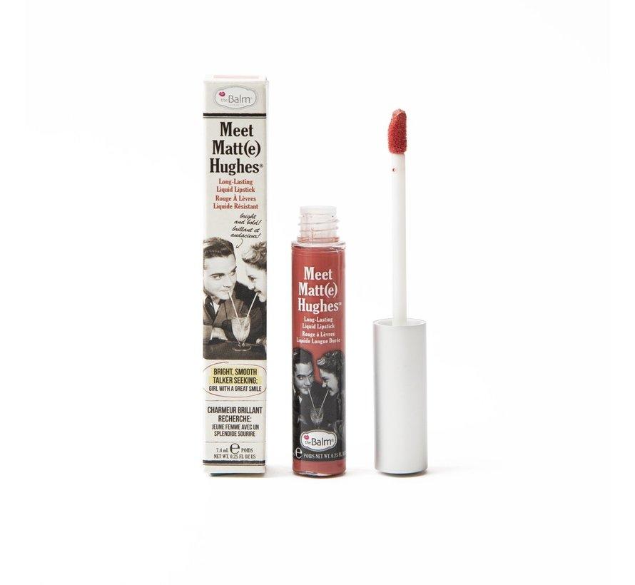 Meet Matt(e) Hughes - Honest Lipstick