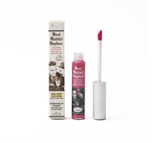 theBalm Meet Matt(e) Hughes - Chivalrous Lipstick