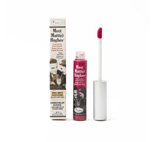 theBalm Meet Matt(e) Hughes - Sentimental Lipstick