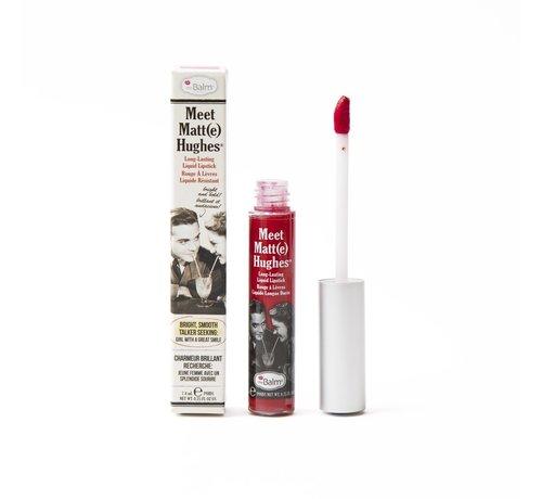 theBalm Meet Matt(e) Hughes - Devoted Lipstick