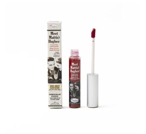 theBalm Meet Matt(e) Hughes - Loyal Lipstick