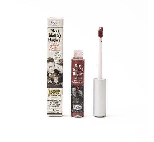 theBalm Meet Matt(e) Hughes - Charming Lipstick