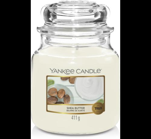 Yankee Candle Shea Butter - Medium Jar