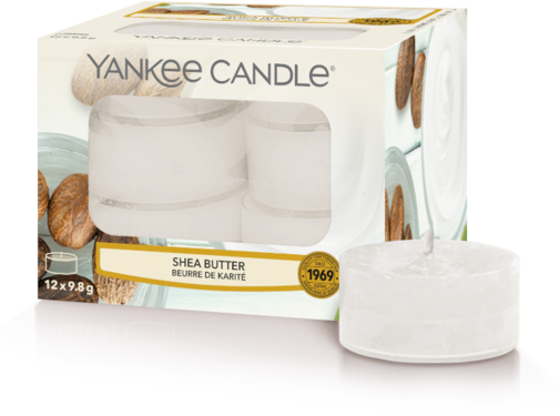 Yankee Candle Shea Butter - Tea Lights