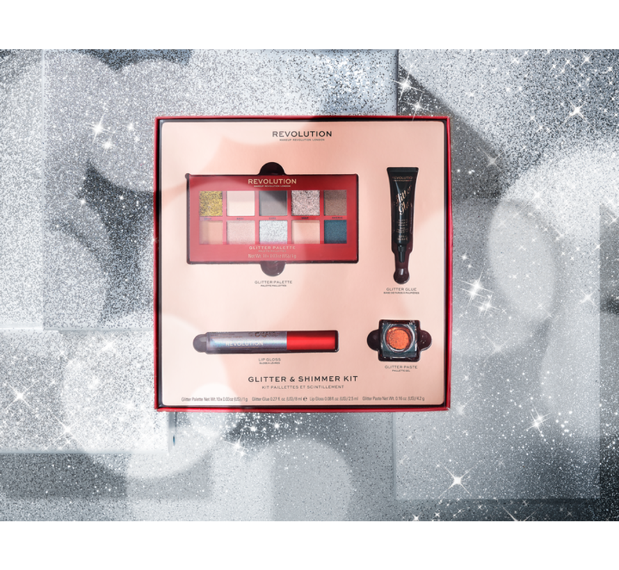 Glitter & Shimmer Kit