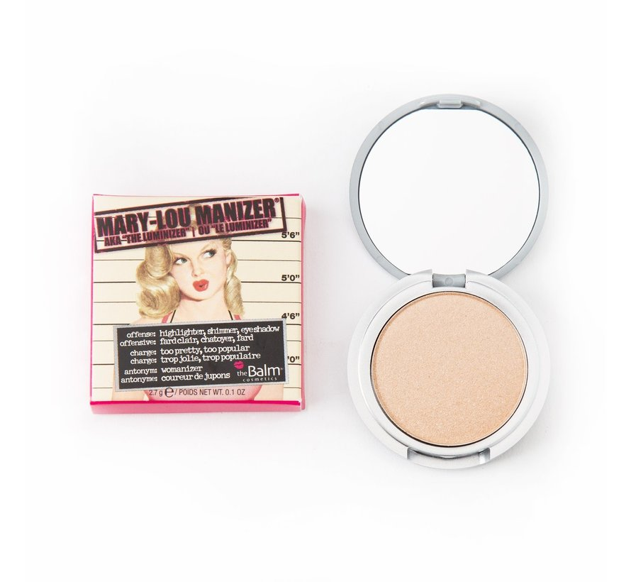 Mary-Lou Manizer - Highlighter - Travel Size