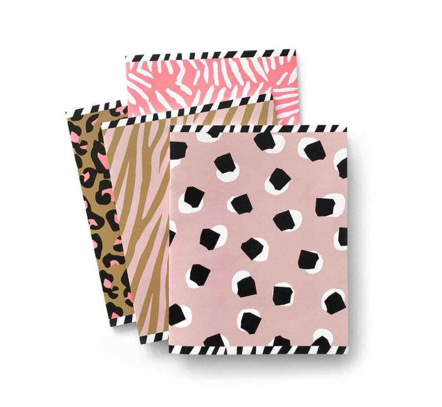 4-Pack Schriften Softcover - Warm