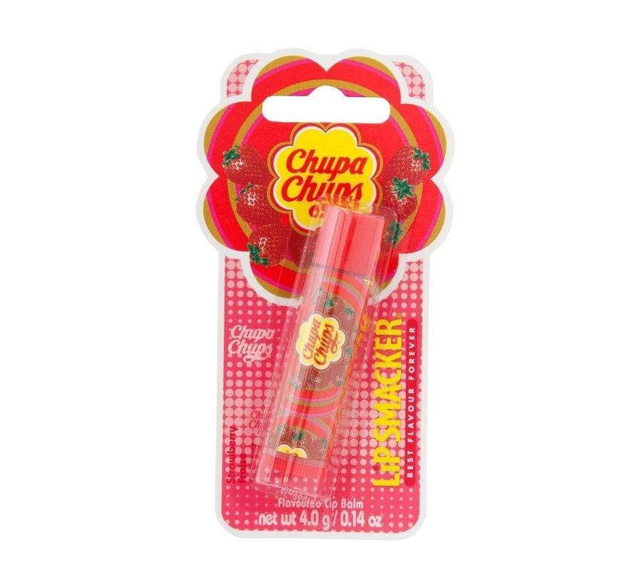 Chupa Chups - Strawberry - Lip Balm