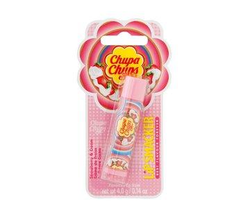 Lip Smacker Chupa Chups - Strawberry & Cream