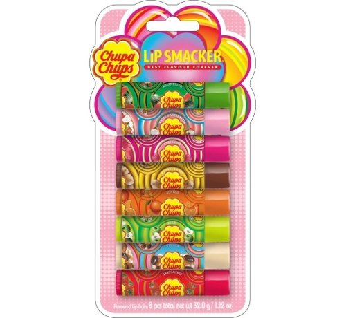 Lip Smacker Chupa Chups Party Pack - Lip Balm
