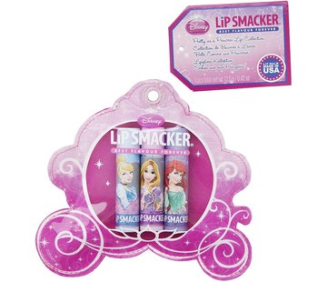 Lip Smacker Disney - Princess Trio Bag