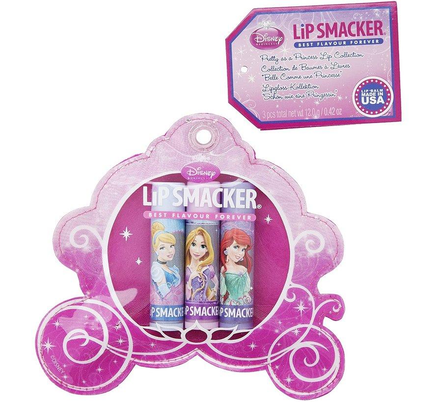 Disney - Princess Trio Bag - Lip Balm
