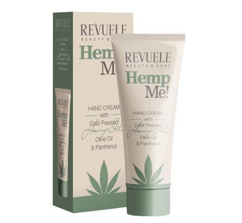 Revuele Hemp Me! - Hand Cream