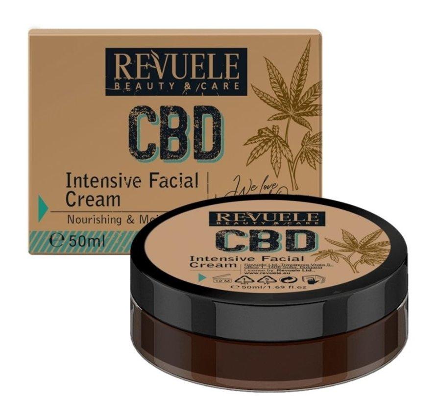 CBD - Intensive Facial Cream